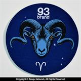 Aries Gi Patch by Meerkatsu and 93 Brand